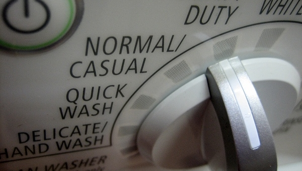 Washer Dryer Dial